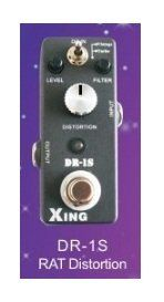 Xing DR-1S Distortion Pedal
