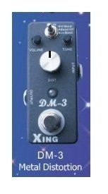 Xing Distortion DM-3 Pedal