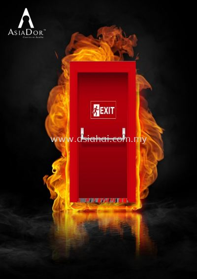 Approval Fire Rated Door Set.