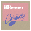 Graduation Day card Wishes Card Printing Premium & Gift