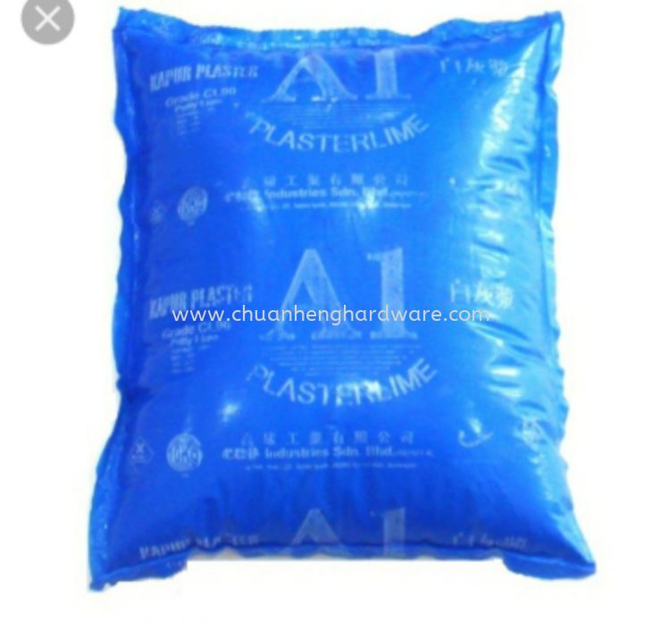 A1 plaster  Lime x 8 KG