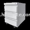 D181-Steel Mobile Pedestal Steel Filing Cabinet Metal Cabinet Cabinet