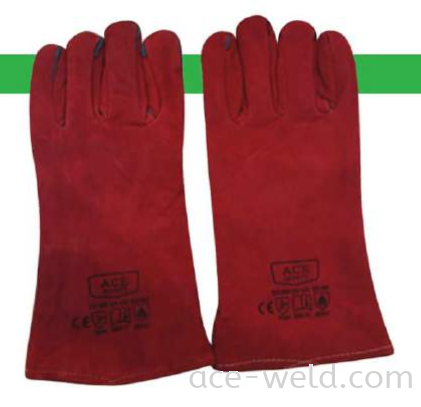 Welding Leather Hand Glove 13