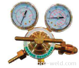 Ace Weld Professional Acetylene Oxygen Regulator