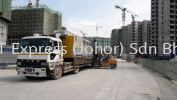 Breakbulk and container transportation through out East Malaysia and Sabah Sarawak Logistics and Transportation Support