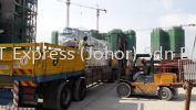 Transport / Logistic from JB to Singapore Services Logistics and Transportation Support