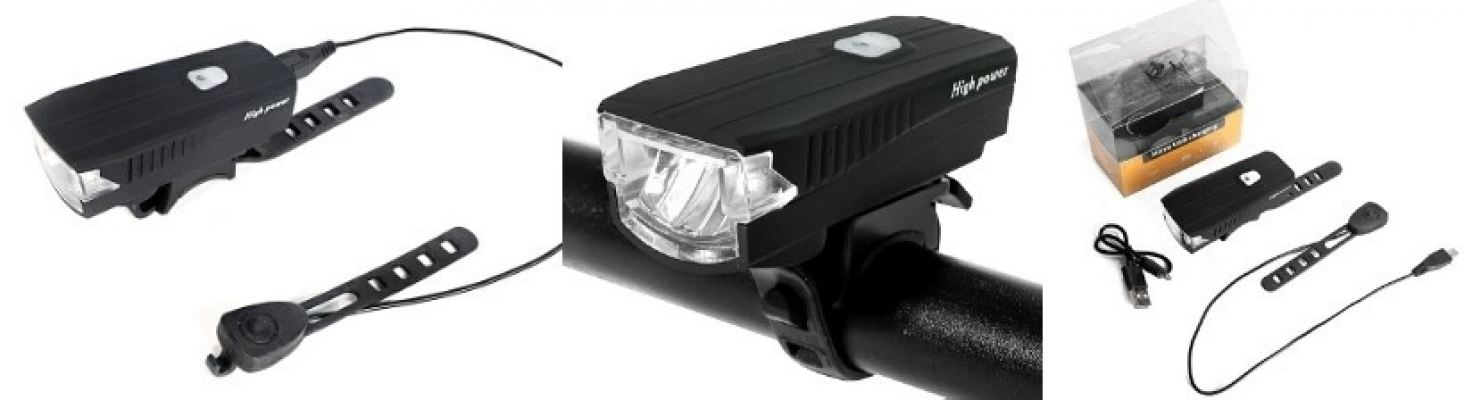 HJ-0011 front light with Bell