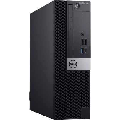 Dell Optiplex Opt7060SFF-i7708G-512SSD-W10 Desktop