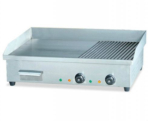 Stainless Steel Hot Plate Electric Griddles EG-822