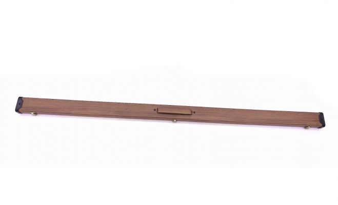 SNOOKER CUE CASE PALE BROWN