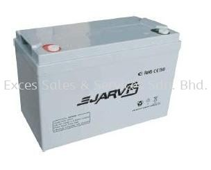 E-Jarvis 12V 100Ah Backup Battery