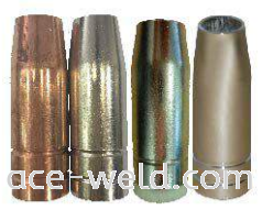 Nozzle (Conical) MIG Series Welding Equipments Selangor, Malaysia, Kuala Lumpur (KL), Puchong Supplier, Suppliers, Supply, Supplies | ACE Weld Sdn Bhd