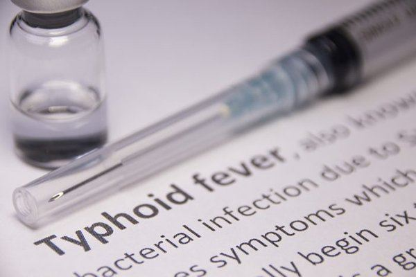 Typhoid Vaccination �˺����磨����ҵԤ���룩