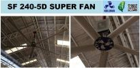 SF 240 HVLS Super Fan