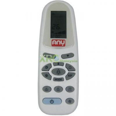 AC12000DXO6 ACSON AIR CONDITIONING REMOTE CONTROL