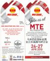 MTE Exhibition Invitation Card - Kampung Jawa