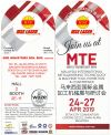MTE Exhibition Invitation Card - Subang 2