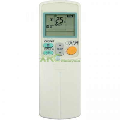 ARC433B92 DAIKIN AIR CONDITIONING REMOTE CONTROL