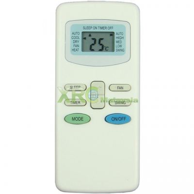 HAC-AE120 HESSTAR AIR CONDITIONING REMOTE CONTROL