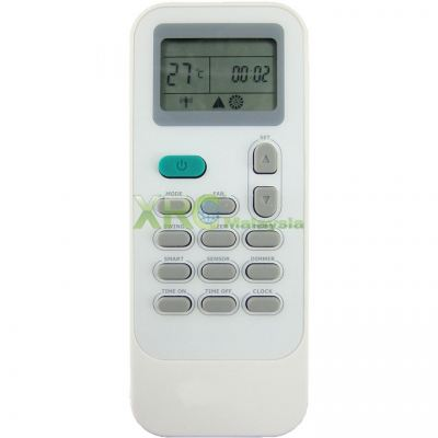 MAC-AI243B MORGAN AIR CONDITIONING REMOTE CONTROL