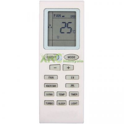 PCC-109 PENSONIC AIR CONDITIONING REMOTE CONTROL