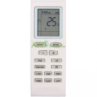 SAP-K12BG3 SANYO AIR CONDITIONING REMOTE CONTROL