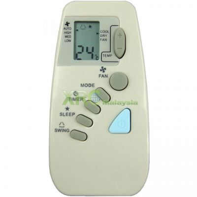 G02L ACSON AIR CONDITIONING REMOTE CONTROL