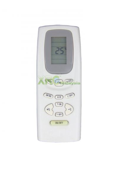 Y512F1 AKIRA AIR CONDITIONING REMOTE CONTROL