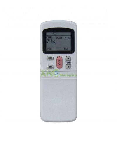 R11HG-E AKIRA AIR CONDITIONING REMOTE CONTROL