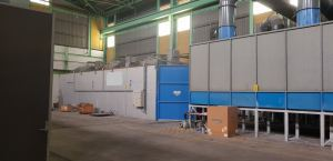 Powder Coating Production Line for Sale