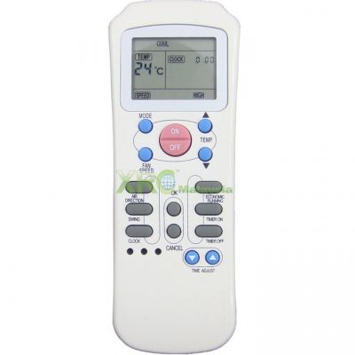 R14/CE CARRIER AIR CONDITIONING REMOTE CONTROL