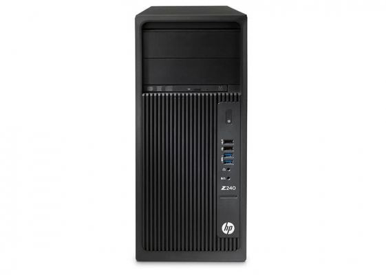 HP Z240 Workstation 3CM45PA#AB4