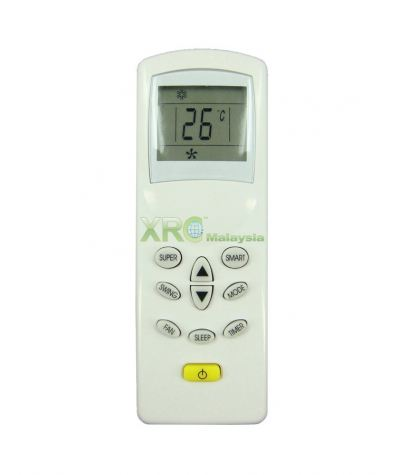 DG11D1-04 ELBA AIR CONDITIONING REMOTE CONTROL