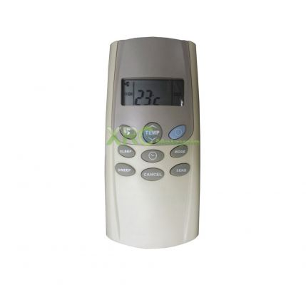 REL-0701E ELBA AIR CONDITIONING REMOTE CONTROL