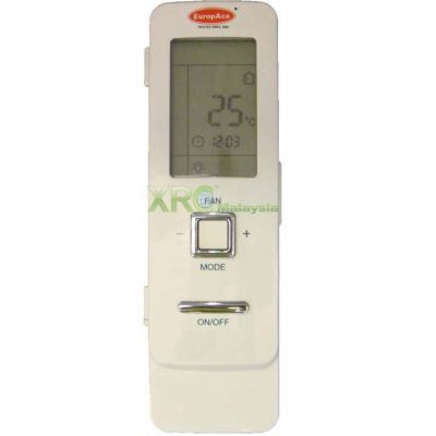 YAG1FB EUROPACE AIR CONDITIONING REMOTE CONTROL