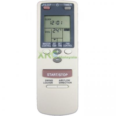 AR-BB9 GENERAL AIR CONDITIONING REMOTE CONTROL