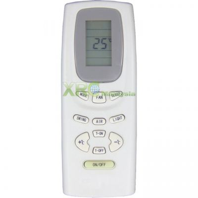 Y512F2 GREE AIR CONDITIONING REMOTE CONTROL