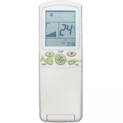 YL-H47 HAIER AIR CONDITIONING REMOTE CONTROL