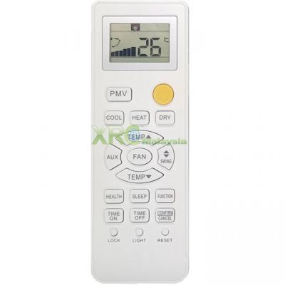 YL-HD04 HAIER AIR CONDITIONING REMOTE CONTROL