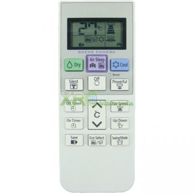 RAR-6K1 HITACHI AIR CONDITIONING REMOTE CONTROL
