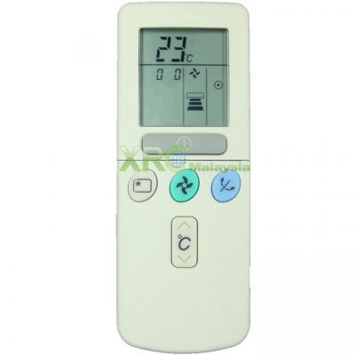 RAR-3U4 HITACHI AIR CONDITIONING REMOTE CONTROL