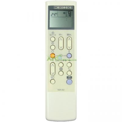 RAR-35Z HITACHI AIR CONDITIONING REMOTE CONTROL