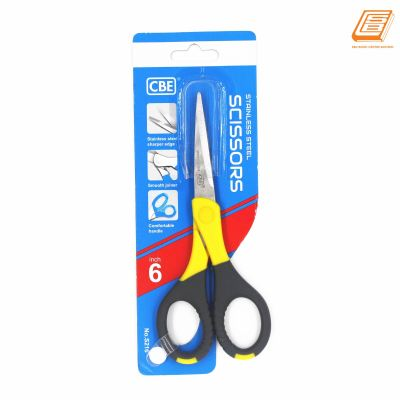 CBE - Stainlness Steel Scissors 152mm - (No-S216)
