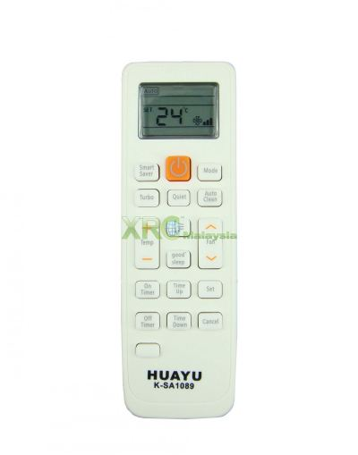 K-SA1089 SAMSUNG UNIVERSAL MULTI AIR CONDITIONING REMOTE CONTROL