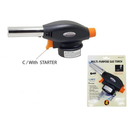 WS 511C  MULTI PURPOSE GAS TORCH - 00153R