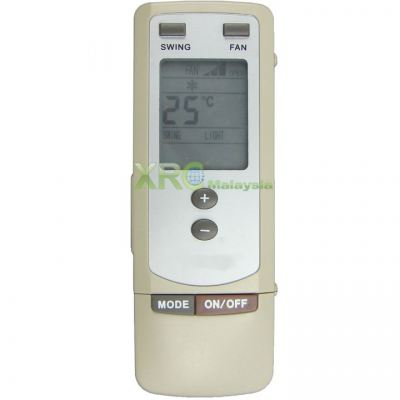 Y502I i AIR CONDITIONING REMOTECONTROL