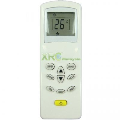 DG11D1-02 ICHIBAN AIR CONDITIONING REMOTE CONTROL