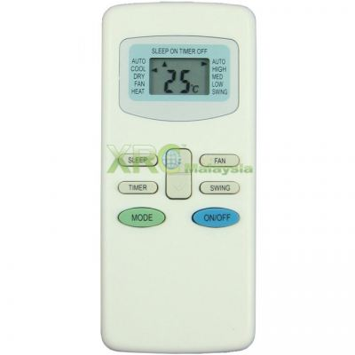 ITC-01B ICHIBAN AIR CONDITIONING REMOTE CONTROL RA-01ICH