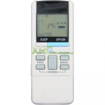 A75C640 KELVINATOR AIR CONDITIONING REMOTE CONTROL