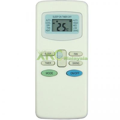 KA-15GH KIMURA AIR CONDITIONER REMOTE CONTROL